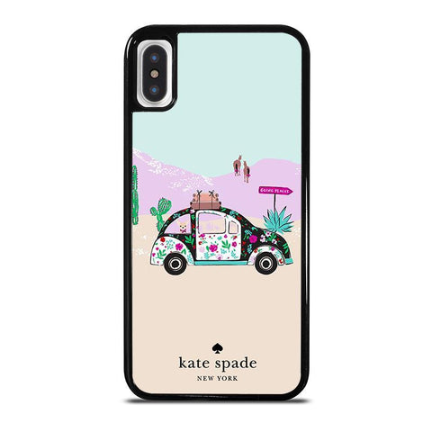 KATE SPADE ROAD TRIP-iphone-x-case-cover