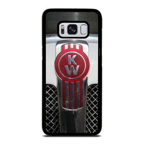 KENWORTH TRUCK LOGO GRAY Samsung Galaxy S8 Case Cover