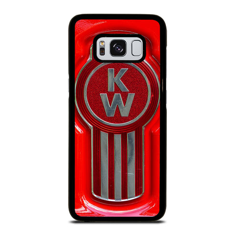 KENWORTH TRUCK LOGO RED Samsung Galaxy S8 Case Cover