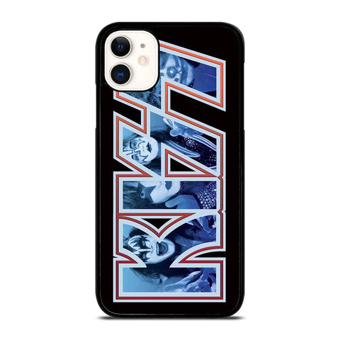 KISS-iphone-11-case-cover