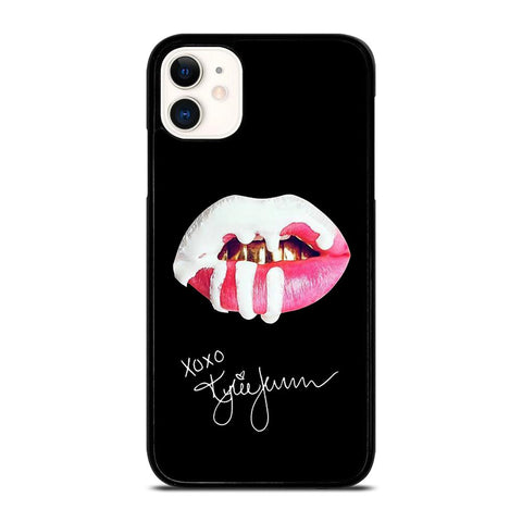 KYLIE JENNER LIPS-iphone-11-case-cover