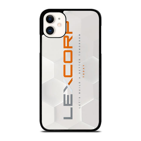 LEXCORP Lex Luthor Superman-iphone-11-case-cover