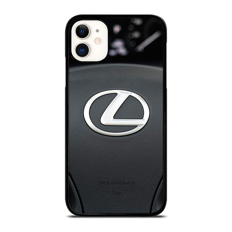LEXUS STEERING WHEEL LOGO-iphone-11-case-cover