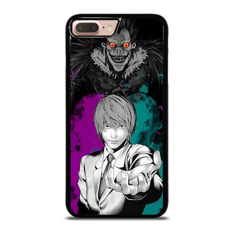 LIGHT-AND-RYUK-DEATH-NOTE--iphone-8-plus-case-cover