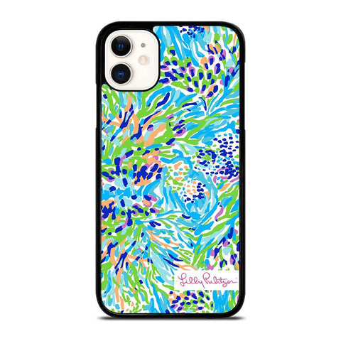 LILLY PULITZER SEA SOIREE-iphone-11-case-cover