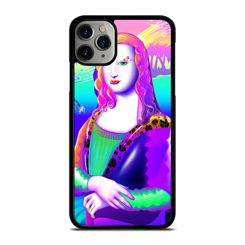 LISA FRANK MONALISA-iphone-11-pro-max-case-cover