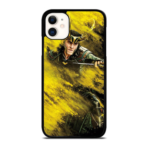 LOKI THE AVENGERS-iphone-11-case-cover