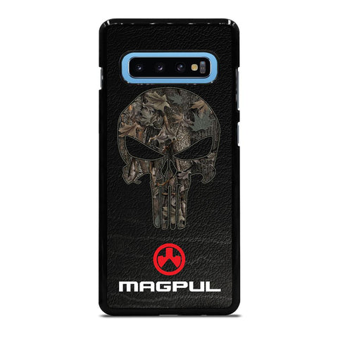 MAGPUL PUNISHER CAMO Samsung Galaxy S10 Plus Case - Best Custom Phone Cover Cool Personalized Design