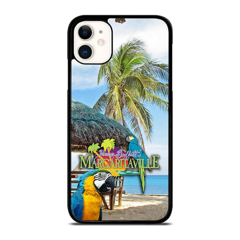 MARGARITAVILLE JIMMY BUFFETT'S-iphone-11-case-cover