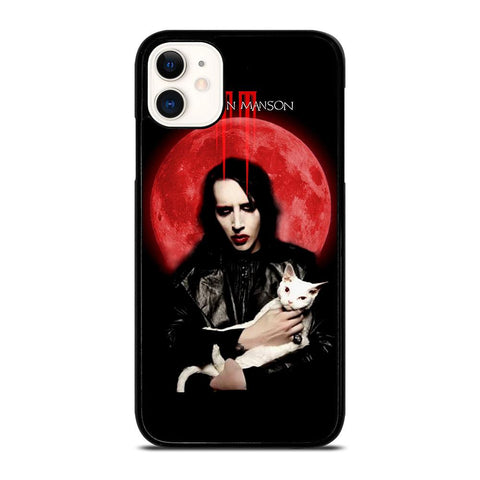 MARILYN MANSON-iphone-11-case-cover