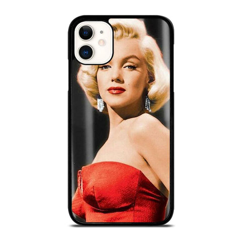 MARLYN MONROE HOT-iphone-11-case-cover