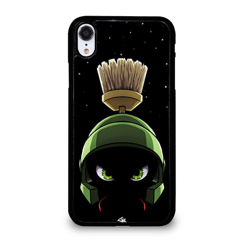 MARVIN THE MARTIAN HEAD iPhone XR Case Cover