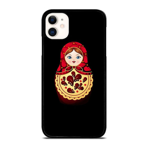 MATRYOSHKA NESTING DOLLS-iphone-11-case-cover