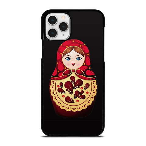 MATRYOSHKA RUSSIAN NESTING DOLLS-iphone-11-pro-case-cover