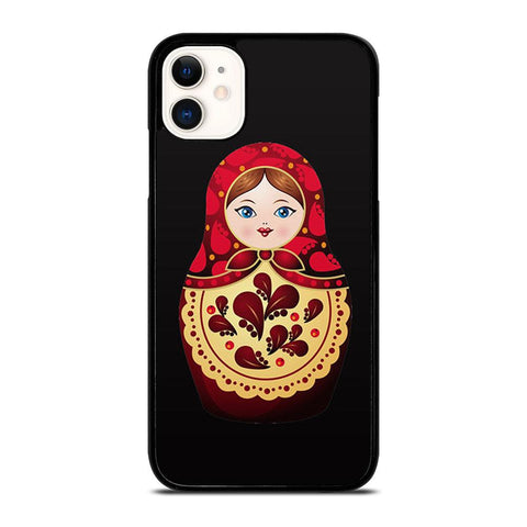 MATRYOSHKA RUSSIAN NESTING DOLLS-iphone-11-case-cover