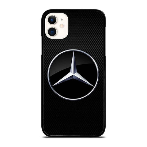 MERCEDES BENZ CAR ICON-iphone-11-case-cover