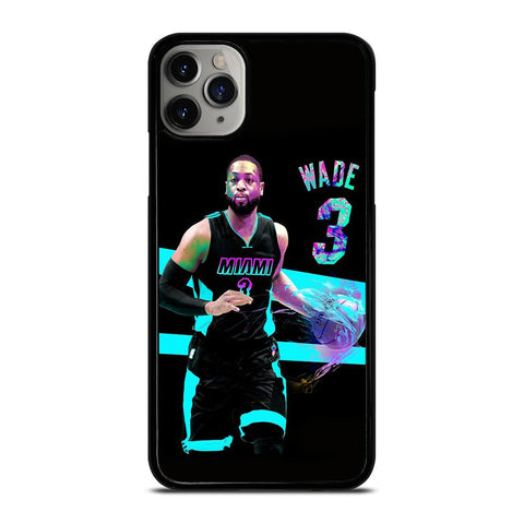 MIAMI HEAT DWYANE WADE-iphone-11-pro-max-case-cover
