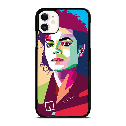 MICHAEL JACKSON MOZAIC-iphone-11-case-cover