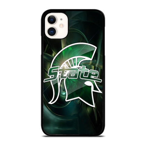 MICHIGAN STATE SPARTANS-iphone-11-case-cover