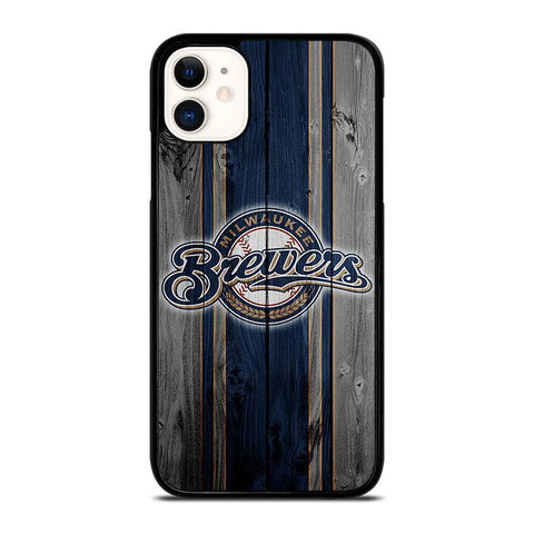 MILWAUKEE BREWERS LOGO-iphone-11-case-cover