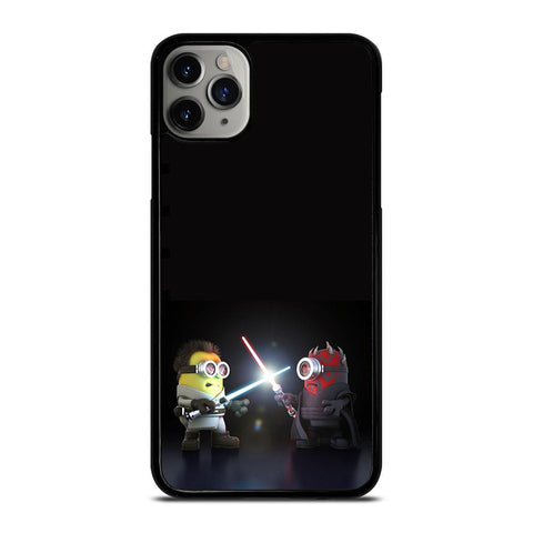 MINIONS DESPICABLE ME STAR WARS-iphone-11-pro-max-case-cover