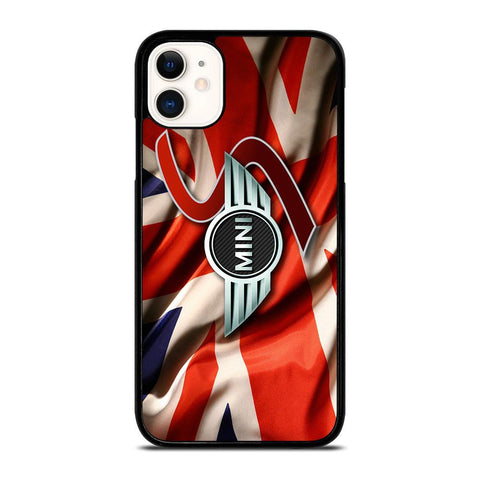 MINI COOPER S LOGO 2-iphone-11-case-cover