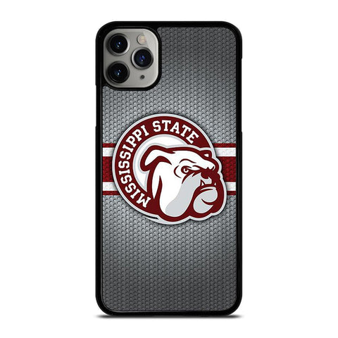 MISSISSIPPI STATE LOGO-iphone-11-pro-max-case-cover