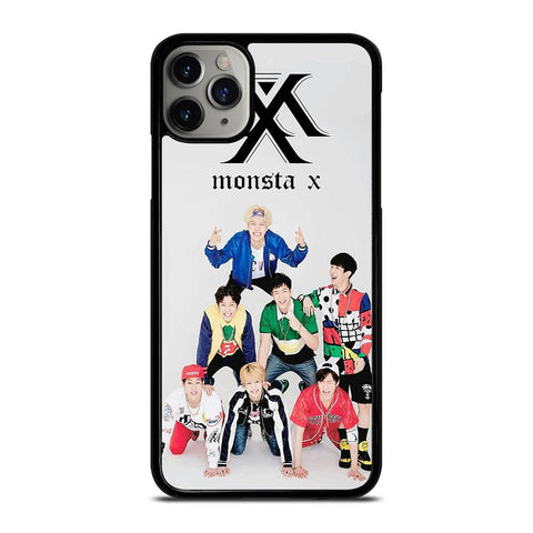 MONSTA X K POP-iphone-11-pro-max-case-cover