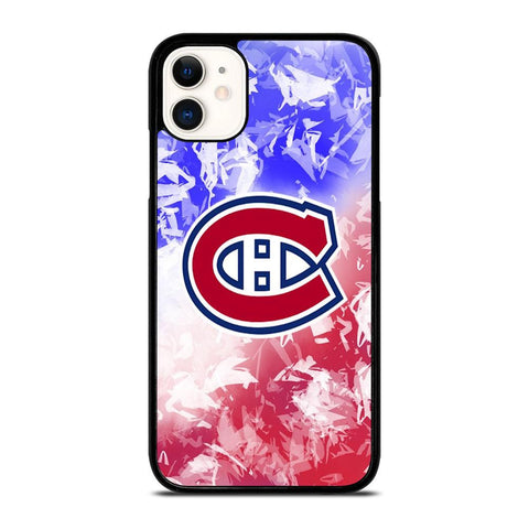 MONTREAL CANADIENS ART LOGO-iphone-11-case-cover