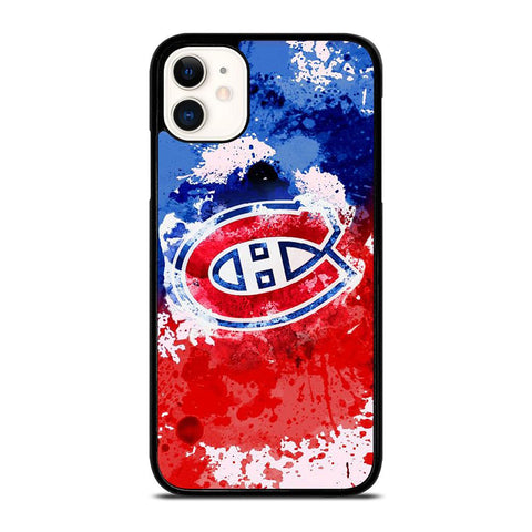 MONTREAL CANADIENS LOGO-iphone-11-case-cover
