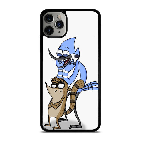 MORDECAI RIGBY REGULAR SHOW-iphone-11-pro-max-case-cover