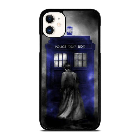 MYSTIC TARDIS BOX DOCTOR WHO -iphone-11-case-cover