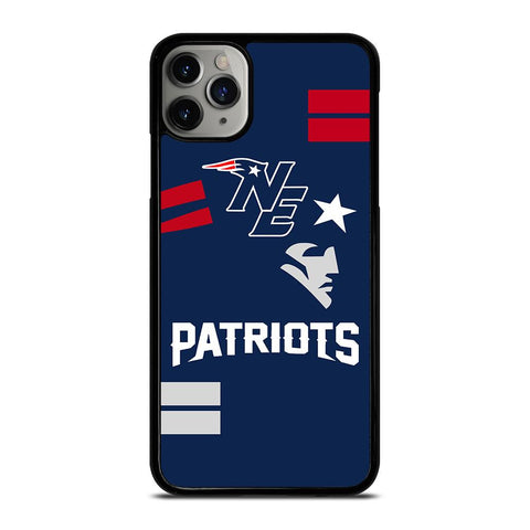 NEW ENGLAND PATRIOTS NFL-iphone-11-pro-max-case-cover