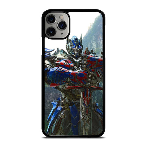 NEW OPTIMUS PRIME TRANSFORMERS-iphone-11-pro-max-case-cover