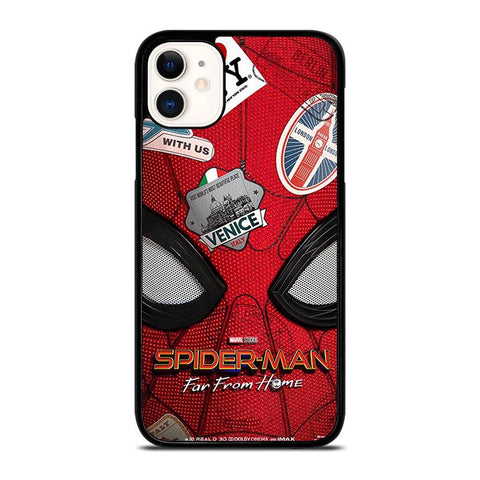 NEW SPIDER-MAN FAR FROM HOME-iphone-11-case-cover