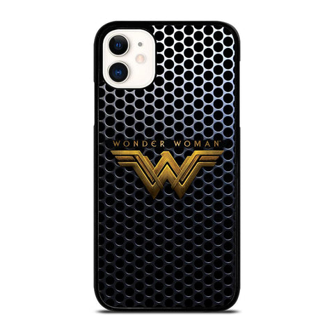 NEW WONDER WOMAN LOGO-iphone-11-case-cover