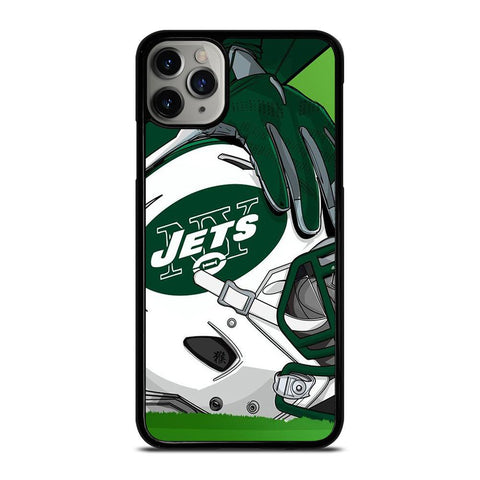 NEW YORK JETS HELMET LOGO-iphone-11-pro-max-case-cover