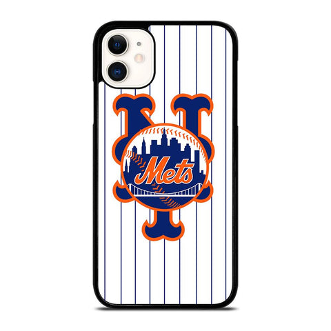 NEW YORK METS BASEBALL-iphone-11-case-cover