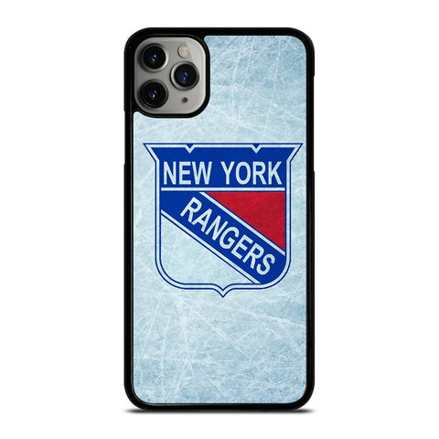 NEW YORK RANGERS NHL ICE LOGO-iphone-11-pro-max-case-cover