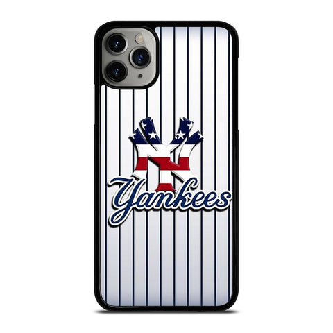 NEW YORK YANKEES BASEBALL LOGO-iphone-11-pro-max-case-cover