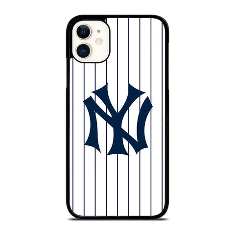 NEW YORK YANKEES JESEY LOGO-iphone-11-case-cover
