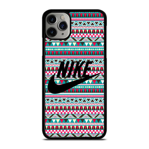 NIKE AZTEC NEW LOGO-iphone-11-pro-max-case-cover