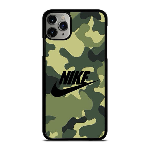 NIKE CAMO-iphone-11-pro-max-case-cover