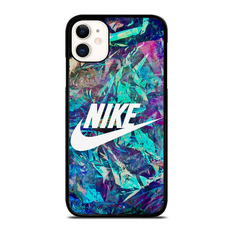 NIKE NEW LOGO-iphone-11-case-cover