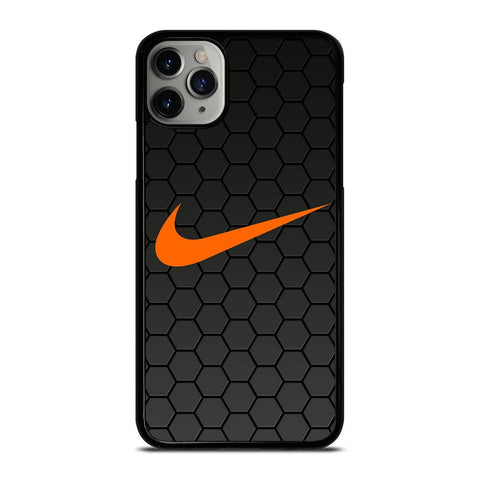 NIKE SWOOSH HEXAGONAL-iphone-11-pro-max-case-cover