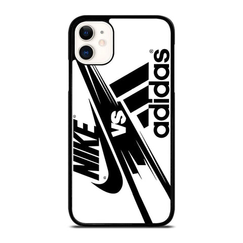 NIKE VS ADIDAS-iphone-11-case-cover