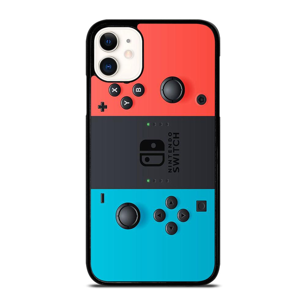 Nintendo Switch Controller Iphone 11 Case Best Custom Phone Cover Cool Personalized Design Favocasestore