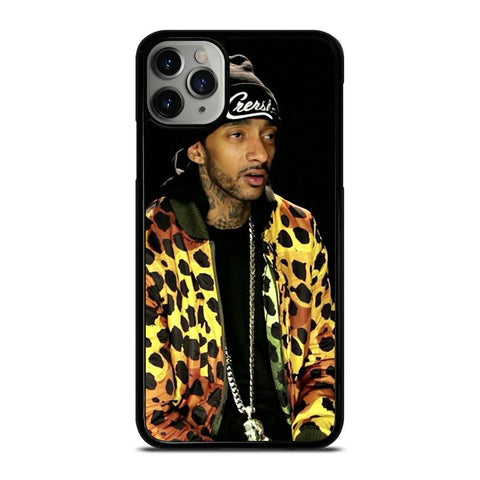 NIPSEY HUSSLE-iphone-11-pro-max-case-cover