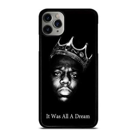 NOTORIOUS BIG-iphone-11-pro-max-case-cover