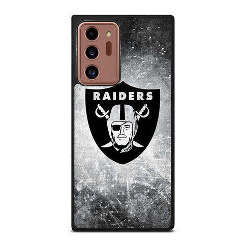 OAKLAND RAIDERS SYMBOL Samsung Galaxy Note 20 Ultra Case Cover